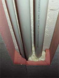 Daemmung Rohrleitung Keller